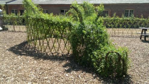 Living willow Dragon
